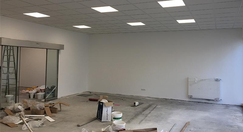 neues Büro für unser Team