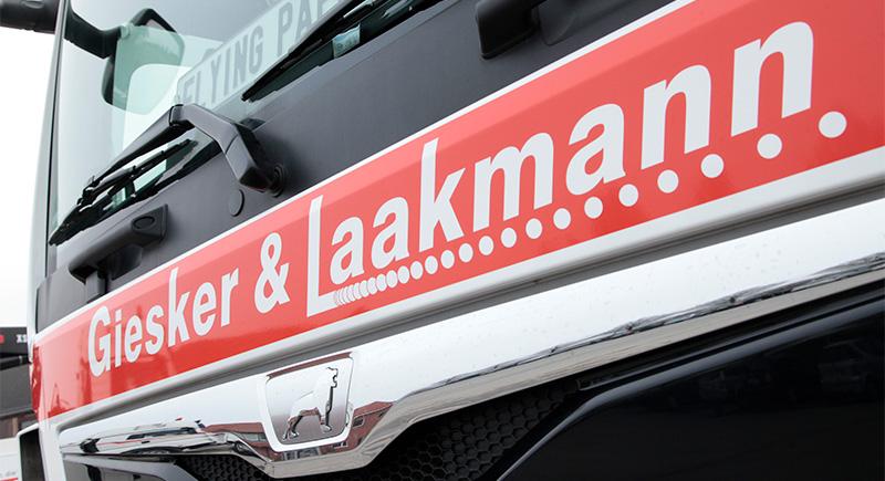 Giesker & Laakmann Relaunch